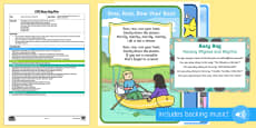 EYFS Nursery Rhymes and Rhythm Busy Bag Plan and Resource Pack