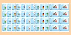 Editable KS1 Book Labels