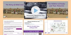 Holocaust Memorial Day Pack