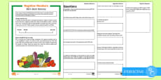 * NEW * UKS2  Negative Numbers Differentiated Go Respond™  Activity Sheets