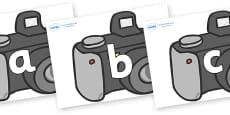 Phoneme Set on Cameras