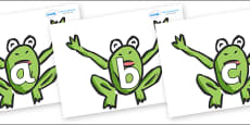 Phoneme Set on Frogs