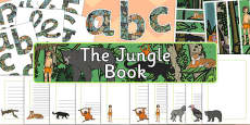 The Jungle Book Display Pack