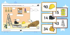 Year 1 Maths Assessment Number and Place Value Term 3