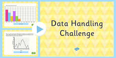 Data Handling Challenge PowerPoint