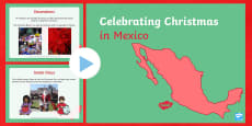 KS1 Christmas in Mexico PowerPoint