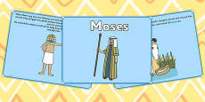 EYFS The Story of Passover PowerPoint