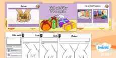 PlanIt - RE Year 1 - Gifts and Giving Lesson 6: Eid al-Fitr Presents Lesson Pack