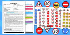 Zebra Crossing EYFS Adult Input Plan and Resource Pack