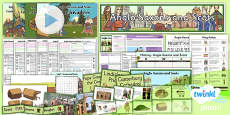 PlanIt - History LKS2 - Anglo-Saxons and Scots Unit Pack