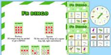 FR Spinner Bingo