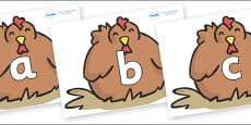 Phoneme Set on Chickens