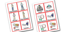 Jewellery Shop Role Play Badges