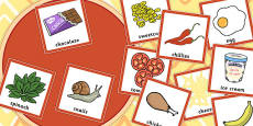 Pizza Memory Game