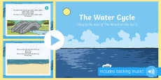 The Water Cycle Song PowerPoint