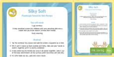 Soft and Silky Playdough Recipe