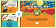 Tiddalick the Frog PowerPoint