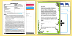 Jasper's Magic Beans EYFS Adult Input Plan and Resource Pack to Support Teaching on Jasper's Beanstalk