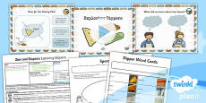 PlanIt - D&T KS1 - Dips and Dippers Lesson 2: Exploring Dippers Lesson Pack