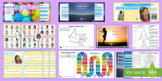 * NEW * Mindful Me: Bumper Resource Pack