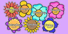 Days of the Week Arabic Translation