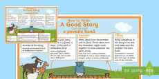 How To Write A Good Story Checklist English/Romanian