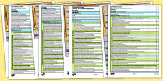 Guided Reading Assessment Guidelines Checklists