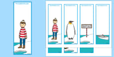 Editable Bookmarks to Support Teaching on Lost and Found