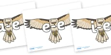 Modifying E Letters on Hawks