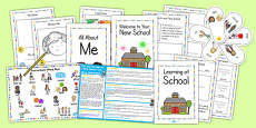 New EAL Starter Activity Pack
