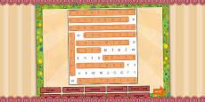 Australia - Aboriginal and Torres Strait Islander People Interactive Wordsearch