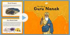 Guru Nanak Information PowerPoint