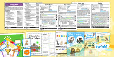 PlanIt - EAL Intervention - Basic Skills: Settling Into School Pack