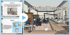 Victorian Hospitals PowerPoint
