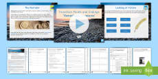AQA P1 Reading Booklet Lesson Pack to Support Teaching on 'Remarkable Creatures' Extract