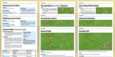UKS2 Football Skills