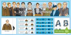 Hobson's Choice Display Pack