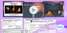PlanIt - History KS1 - The Gunpowder Plot Lesson 6: Remember, Remember Lesson Pack