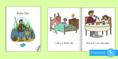 * NEW * Dad's Day eBook
