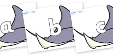 Phoneme Set on Manta Rays