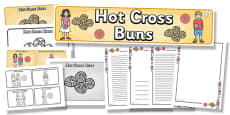 Hot Cross Buns Resource Pack