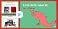 Celebrando Navidad en México