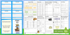 * NEW * Summer Holiday Transition Year 2 Moving into Year 3 Activity Pack