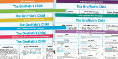 EYFS Lesson Plan and Enhancement Ideas to Support Teaching on The Gruffalo's Child