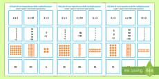 * NEW * Moltiplicazioni 2 5 e 10 puzzle Attività