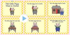 This Little Piggy PowerPoint