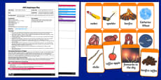 Bonfire Night Describe It and Find It EYFS Adult Input Plan and Resource Pack