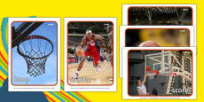Rio 2016 Olympics Basketball Display Photos