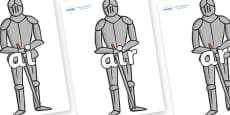 Phase 3 Phonemes on Suits of Armour