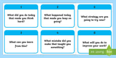 10 What Questions to Develop Growth Mindset in Children Flashcards